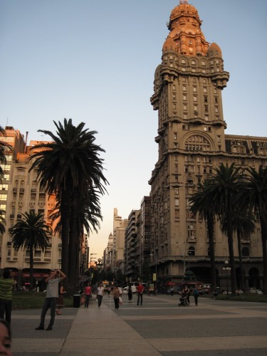 Montevideo architecture