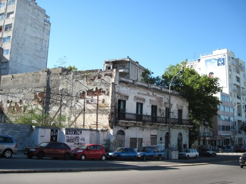 old montevideo