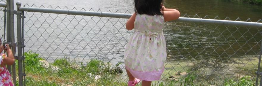 kid-on-fence