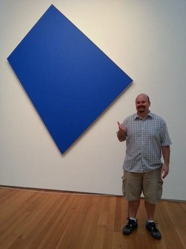 Sometimes a blue trapezoid is just a blue trapezoid.