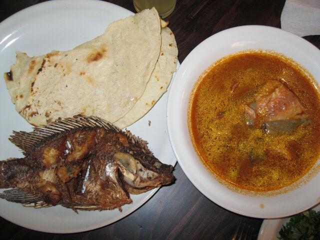 fish-soup-and-fried-fish