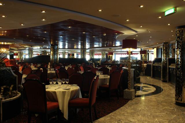 Formal dining room. Fancy eating!