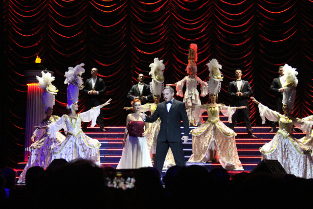 The Italian opera night reminded me that opera isn't my thing.